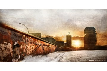 Le Mur, Berlin - Série Urban