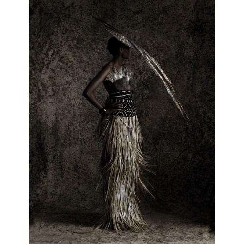 Série Africa - Eva Chapeau